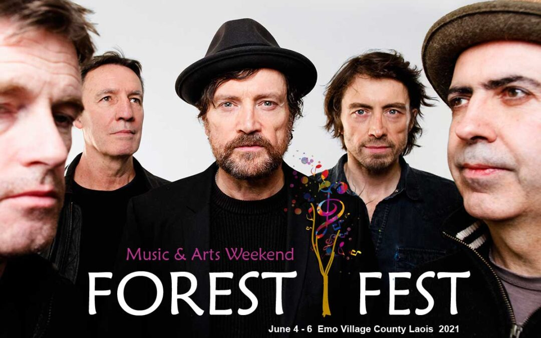 Forest Fest Interview on Midlands Radio 103